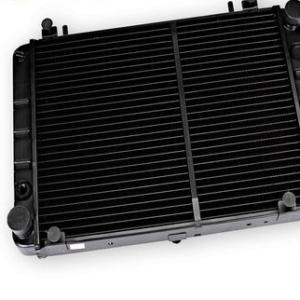 Радиатор водяной для автокрана XCMG