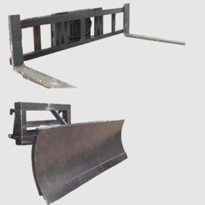 Навесное оборудование на погрузчик Bumar-Warynski