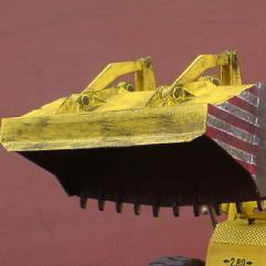 Навесное оборудование на погрузчик HSW Stalowa Wola