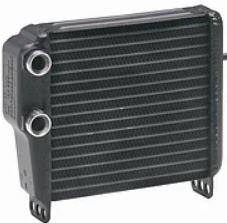 Радиатор масляный на автокраны Zoomlion