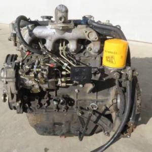 Двигатели дизельные на погрузчик Kobelco