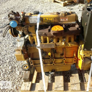 Двигатели дизельные на погрузчик Bobcat