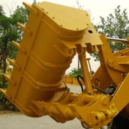 Навесное оборудование на погрузчик Luneng