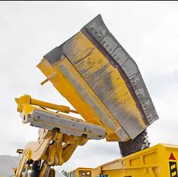 Навесное оборудование на погрузчик Atlas-corco