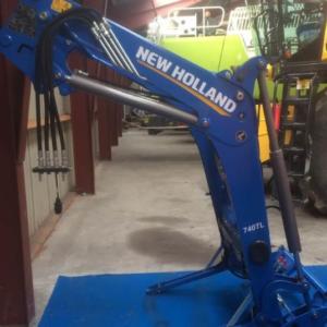 Навесное оборудование на погрузчик New Holland