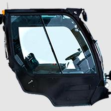Детали кузова и кабины для погрузчиков Caterpillar