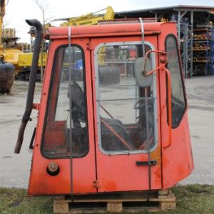 Детали кузова и кабины для погрузчиков Zettelmeyer
