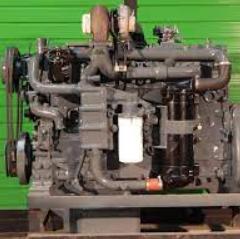 Двигатели для бульдозеров Fiat-Hitachi