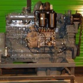 Двигатели для бульдозеров Hitachi