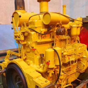 Двигатель Д-180 на бульдозеры ЧТЗ