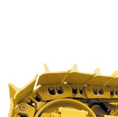 Ходовые части шасси/ ходовые механизмы бульдозера Daewoo