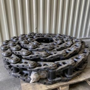 Ходовые части и цепные механизмы бульдозера Fiat-Hitachi