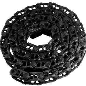 Ходовые части и цепные механизмы бульдозера Hitachi