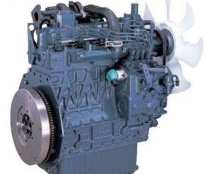 Двигатели дизельные на экскаваторы Kubota