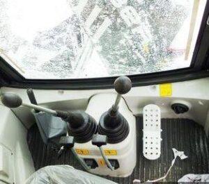 Детали кузова и кабины для экскаваторов Mitsuber