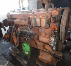 Двигатели дизельные на экскаваторы Brawal