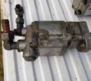 PZK2-12BK насос гидравлический
