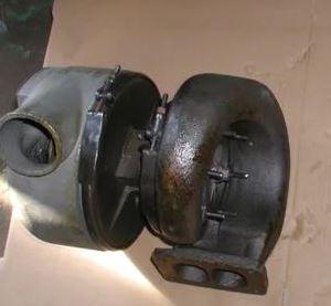 Турбокомпрессоры на экскаватор Brawal
