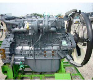 Двигатели дизельные на экскаваторы Hitachi