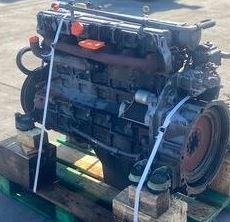 Двигатели дизельные на экскаваторы Fuchs