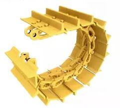 Ходовые части шасси/ ходовые и цепные механизмы для экскаваторов Shehwa HBXG