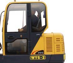 Детали кузова и кабины для экскаваторов YTO
