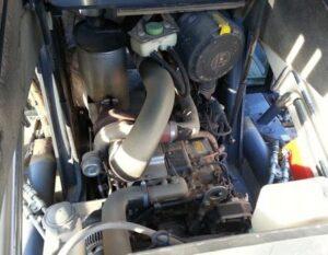 Двигатели дизельные на экскаваторы Terex