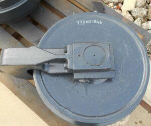 Ходовые части шасси/ ходовые и цепные механизмы для экскаваторов Eder