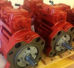 Гидравлика (гидронасосы / гидродвигатели) для экскаваторов XCMG
