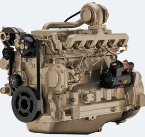 Двигатели дизельные на экскаваторы John Deere