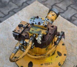 Гидравлика (гидронасосы / гидродвигатели) для экскаваторов Eder