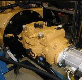 Гидравлика (гидронасосы / гидродвигатели) для экскаваторов Bobcat