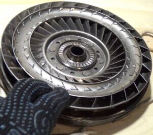 Гидротрансформаторы на экскаваторы Eder