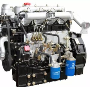 Двигатели дизельные на экскаваторы Foton