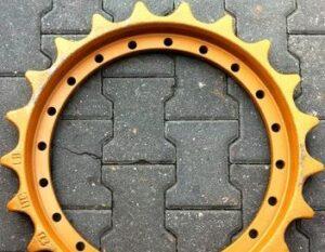 Ходовые части шасси/ ходовые и цепные механизмы для экскаваторов Case