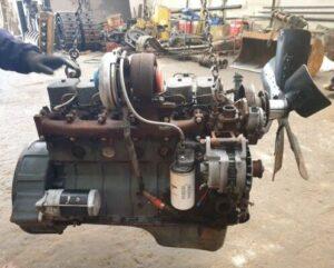 Двигатели дизельные на экскаваторы Case
