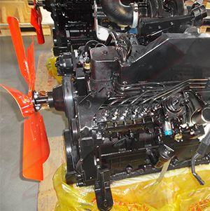 Двигатели дизельные на экскаваторы LonKing