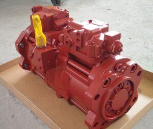 Гидравлика (гидронасосы / гидродвигатели) для экскаваторов Shehwa HBXG