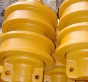 Ходовые части шасси/ ходовые и цепные механизмы для экскаваторов JCM–Shandong LinGong