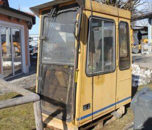Детали кузова и кабины для экскаваторов Eder