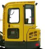 Детали кузова и кабины для экскаваторов Yuchai