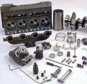 Детали для двигателя для экскаватора John Deere