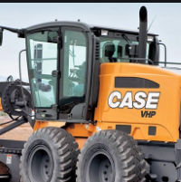 Детали кузова и кабины для автогрейдеров Case