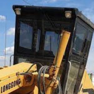 Детали кузова и кабины для автогрейдеров LongGong
