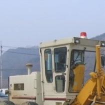 Детали кузова и кабины для автогрейдеров Mitsubishi