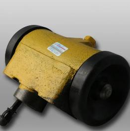 Тормозная система автогрейдера Shantui
