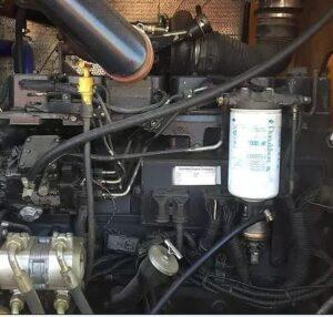 Двигатели для автогрейдеров Mista