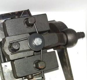 Тормозная система автогрейдера Mista