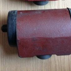 Тормозная система автогрейдера John Deere