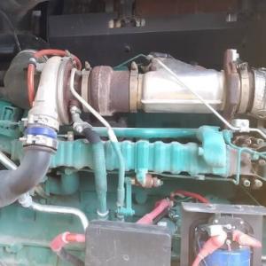 Двигатели для автогрейдеров Volvo